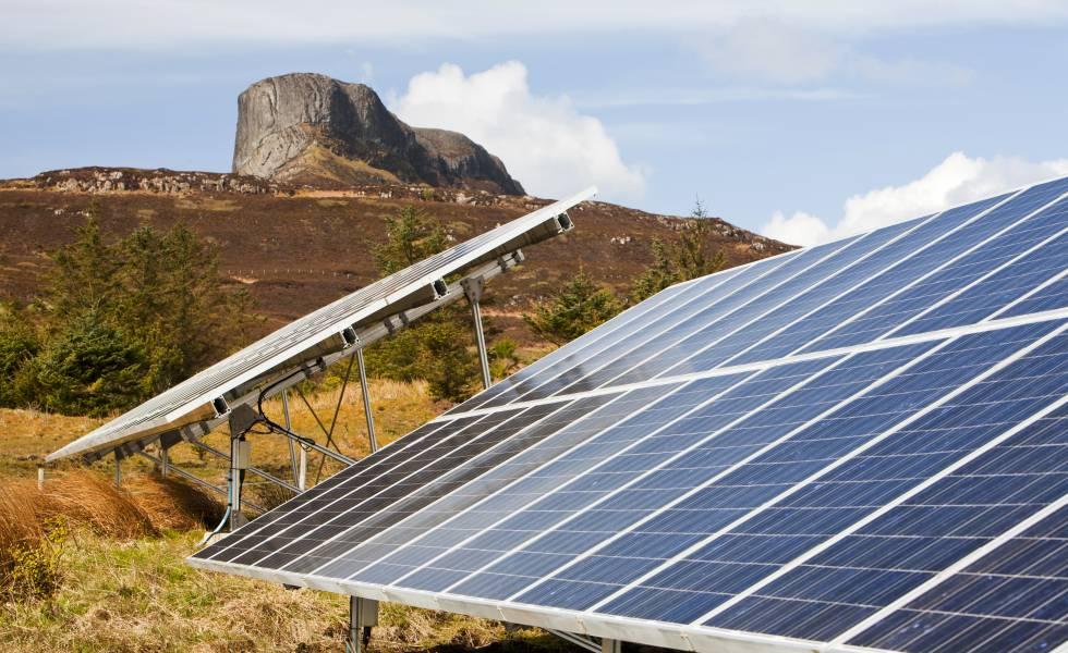 Iberdrola dirige a Scottish Power hacia su estreno en plantas solares