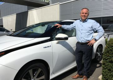 """""""El hidrógeno es una mejor solución que el coche eléctrico"""""""