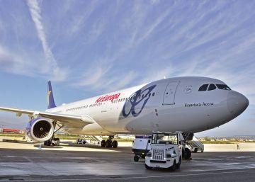 Bloque sindical en Air Europa contra el refuerzo de su ?low cost? y la vuelta a Caracas
