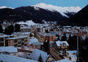 Davos: también un encuentro para las grandes fortunas