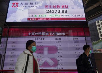 Desplome en la Bolsa china: 2.600 valores caen el límite máximo del 10%