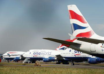 Las grandes aerolíneas incluyen ya 200.000 despidos en sus planes antivirus