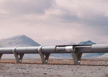 El proyecto de tren español a 1.000 kilómetros por hora recibe siete millones