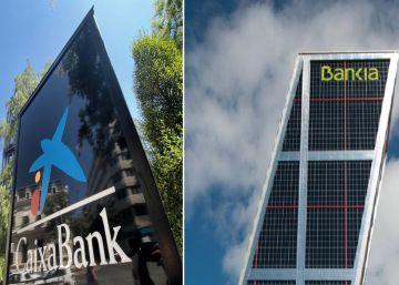 CaixaBank y Bankia pisan el acelerador y quieren cerrar su fusión en diciembre