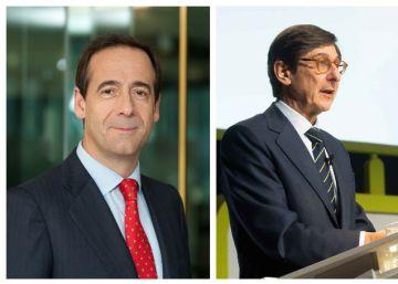 La fusión con CaixaBank permitirá levantar los límites salariales en Bankia