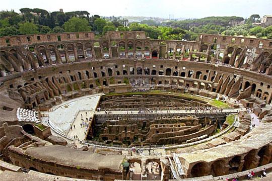 El Coliseo De Roma Cultura El País