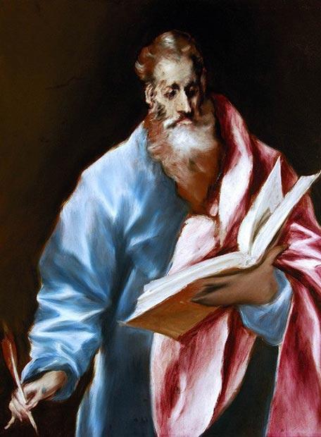 San Mateo Apostolado, el Greco | Cultura | EL PAÍS