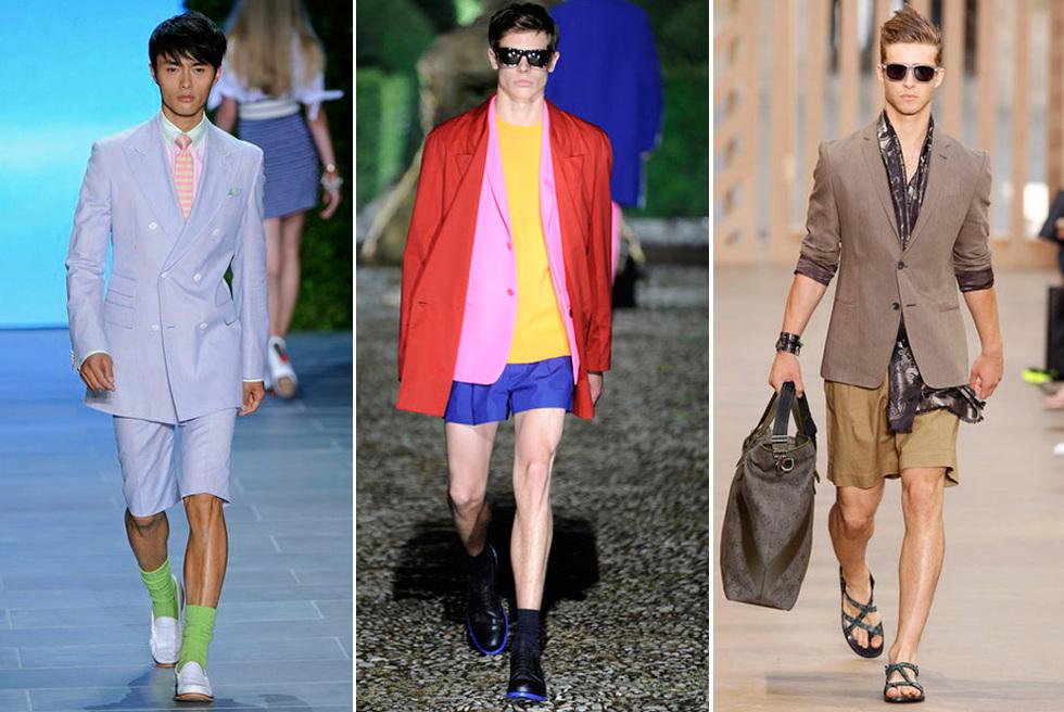ea4b2df30 Fotos  Moda de hombre con pantalones cortos