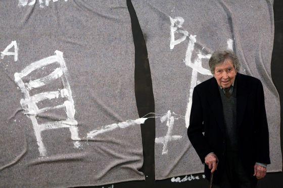 Antoni Tàpies Un Artista Deslumbrante Cultura El País