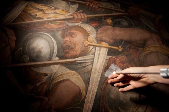 Leonardo Se Asoma Tras Una Pared De Florencia Cultura El País