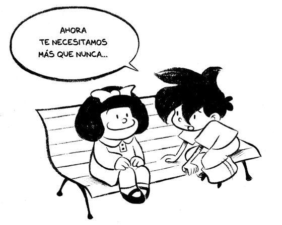 Mafalda Vida De Esta Chica Cultura El País