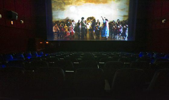 La subida del iva amenaza de cierre al 21 de las salas de - Fotos de salas de cine ...