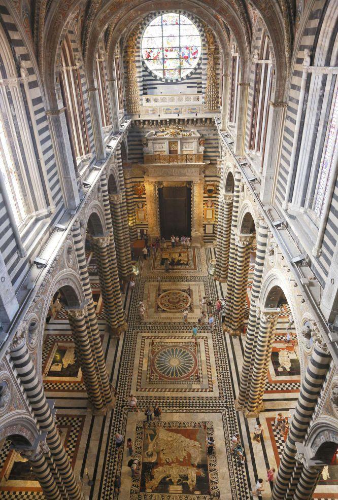 Resultado de imagen de catedral de siena