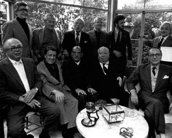 Resultado de imagen de Luis Buñuel Alfred Hitchcock