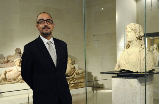 Jean-Luc Martinez, nuevo director del Museo del Louvre | Cultura | EL PAÍS