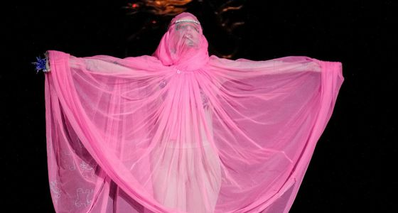 musica burqa lady gaga