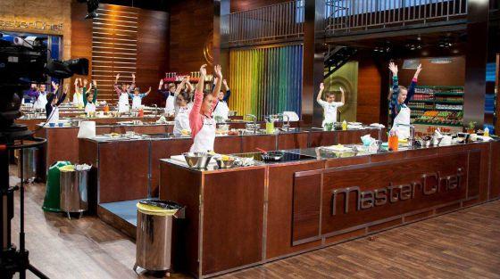 Masterchef Cocina | La Cocina De Los Peques Television El Pais
