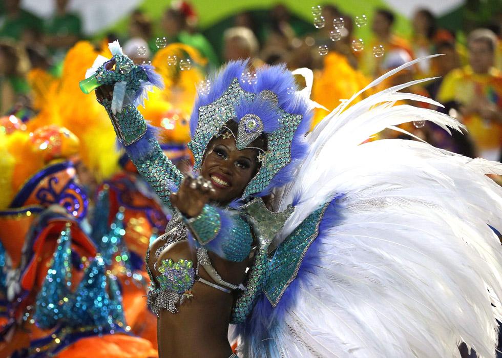 Colores de Carnaval en Río