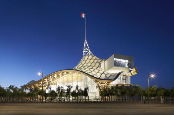 Premio pritzker de arquitectura shigeru ban el - Arquitectura pais vasco ...