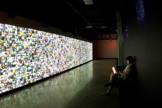 Interactive Led Wall