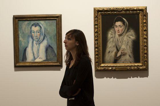 900eec3f29ea El Greco y la pintura moderna