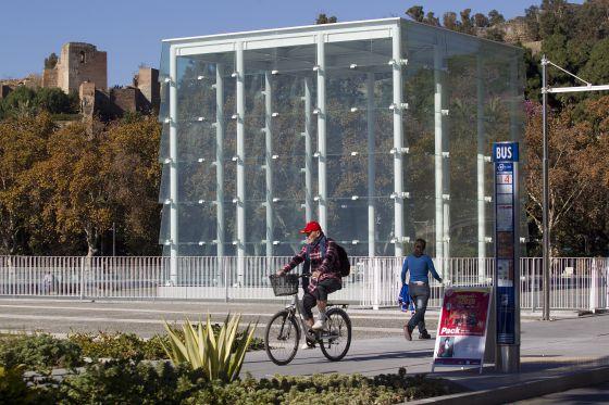 Malaga Pompidou Center Now A Reality In English El Pais