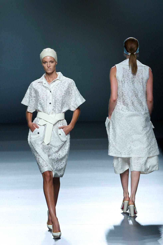 Fotos: Fashion Week Madrid: Entre el cuero y la sal | Cultura | EL PAÍS
