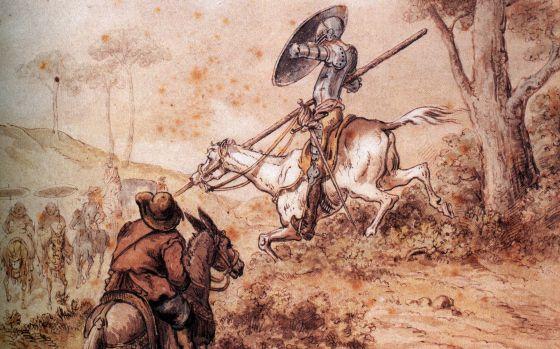 Don Quijote de La Mancha: ¿realidad o ficción? - EL PAÍS