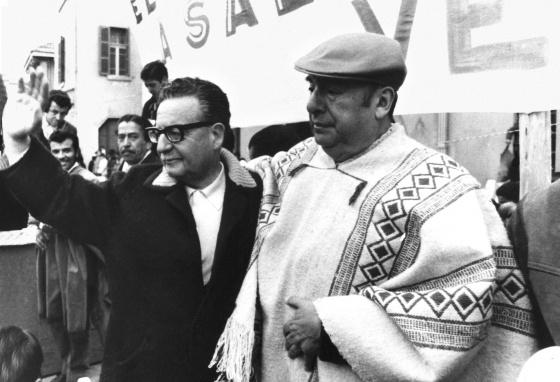 Allende Y Neruda En Tinta Verde Cultura El Pais