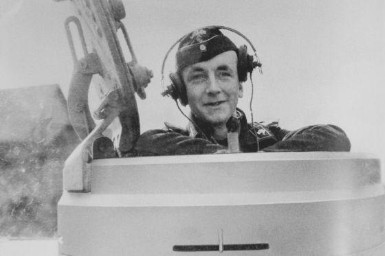 Otto Carius El 250 Ltimo As De Los Panzer De La Ii Guerra