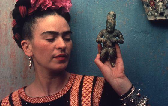 El amor de frida kahlo y un artista espaol cultura el pas una fotografa de la artista mexicana frida altavistaventures Images