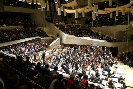 Filarmónica de Berlín: El cónclave de la gran orquesta