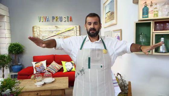 Telecinco cancela robin food televisi n el pa s for Programas de cocina en espana