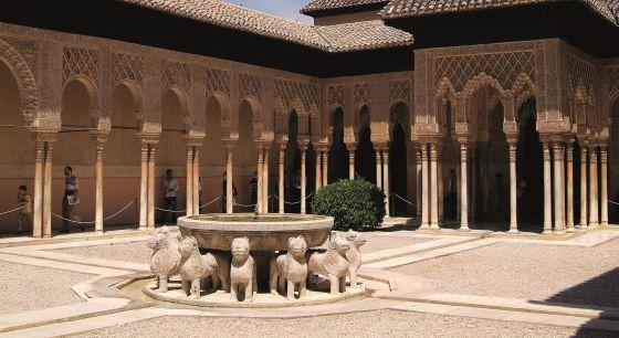 La Alhambra: la joya andaluza del reino nazarí | Cultura | EL PAÍS