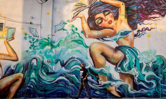 Imagenes De Murales Callejeros