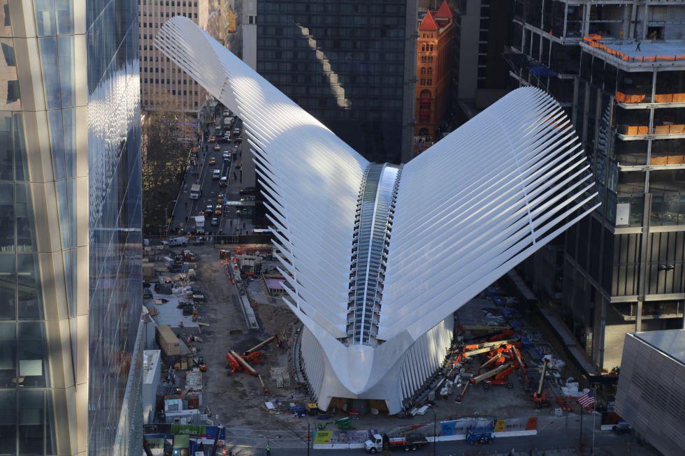 Oculus El Gran Ojo De Calatrava Cultura El Pa 205 S
