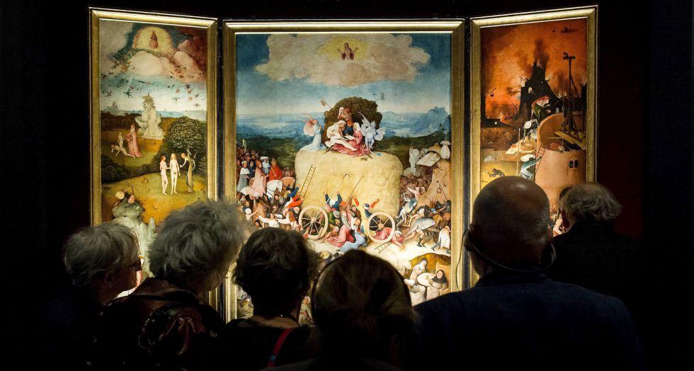 Del cielo y del infierno: vuelve El Bosco | Cultura | EL PAÍS