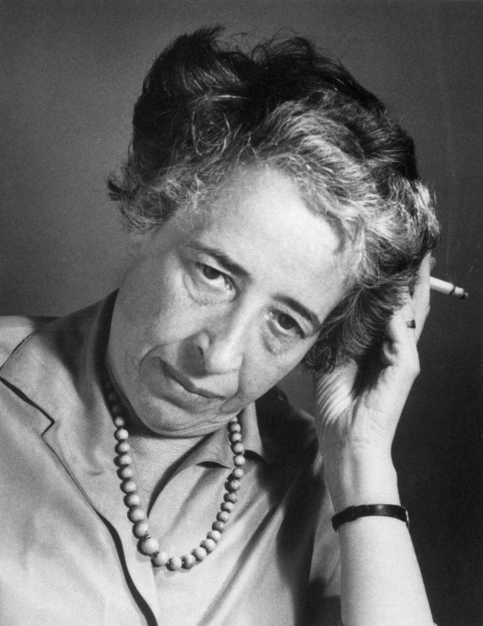 Resultado de imagem para Hannah Arendt