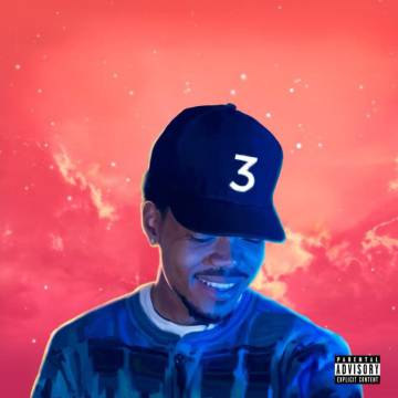 7400 Coloring Book Chance The Rapper HD