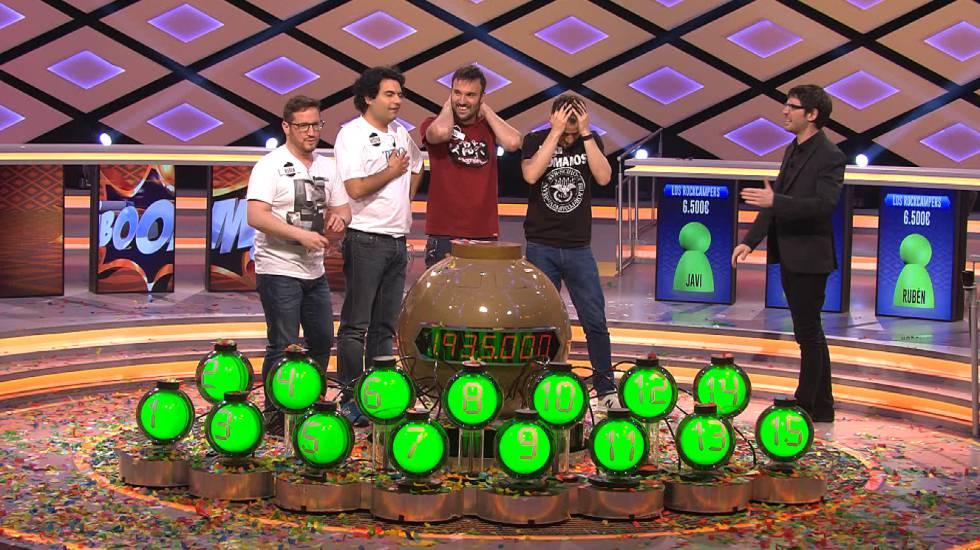Ganadores: Los Rockcampers de \'¡Boom!\' o cómo hacer historia en la ...
