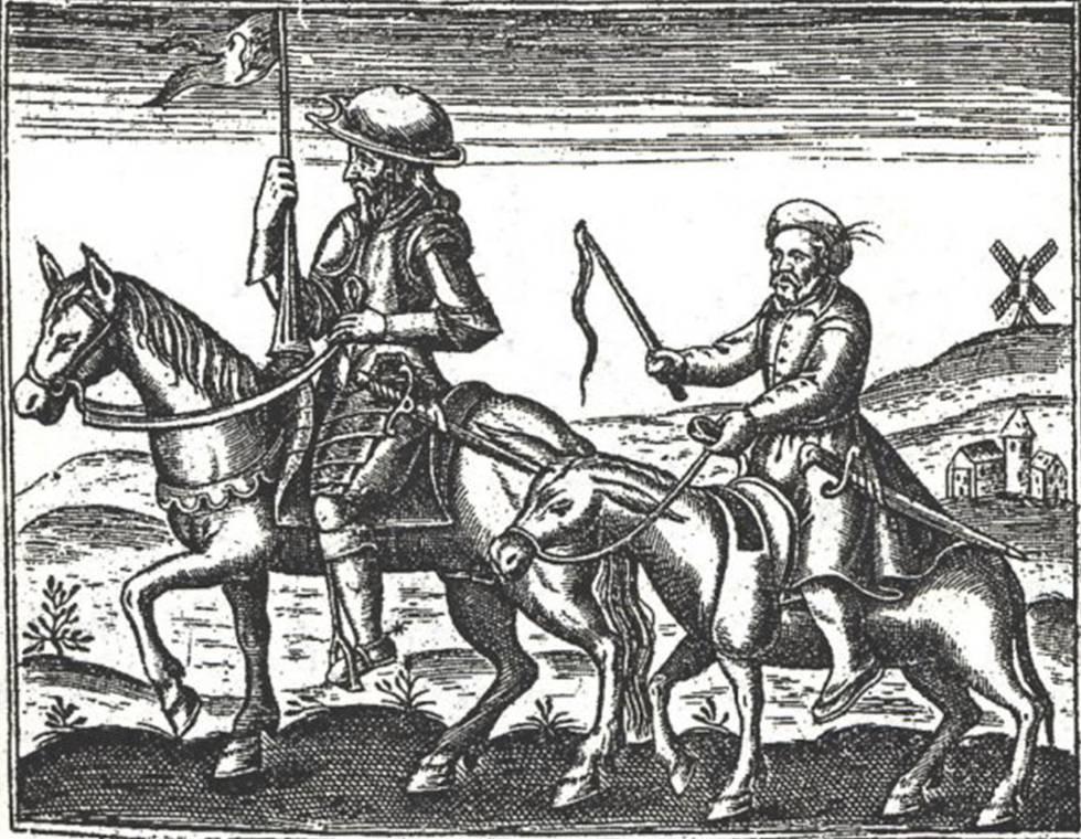 El Quijote y sus números