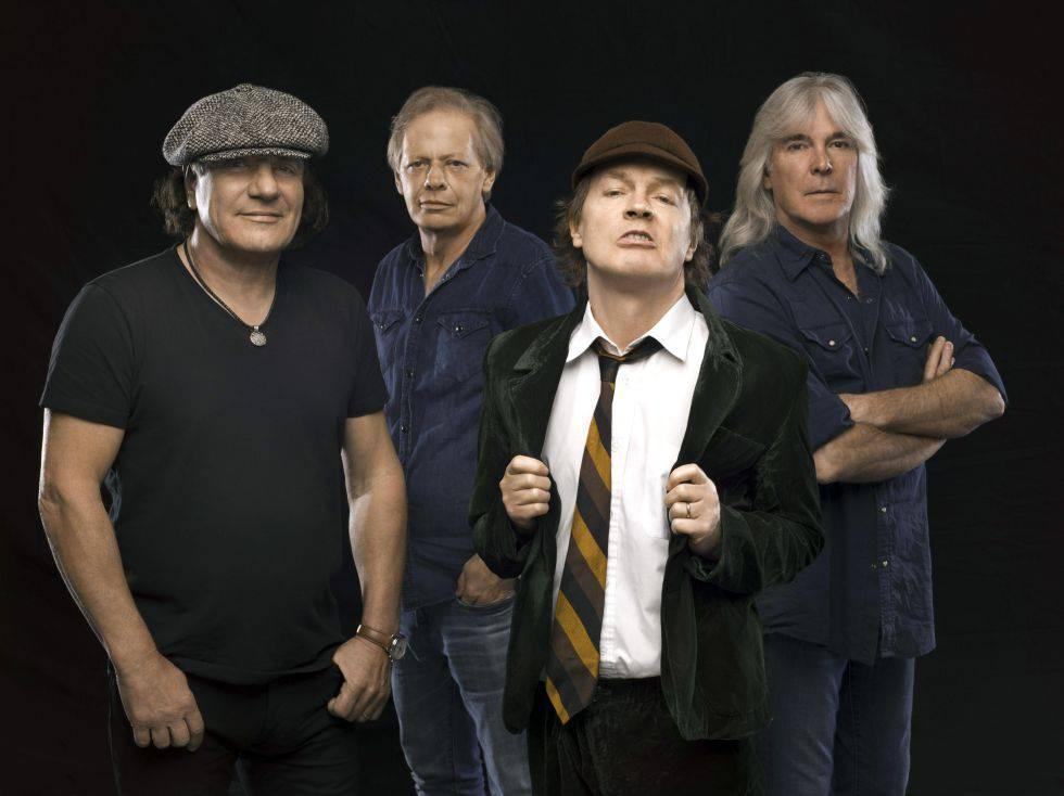 ¿Volvió Brian Johnson a AC/DC?
