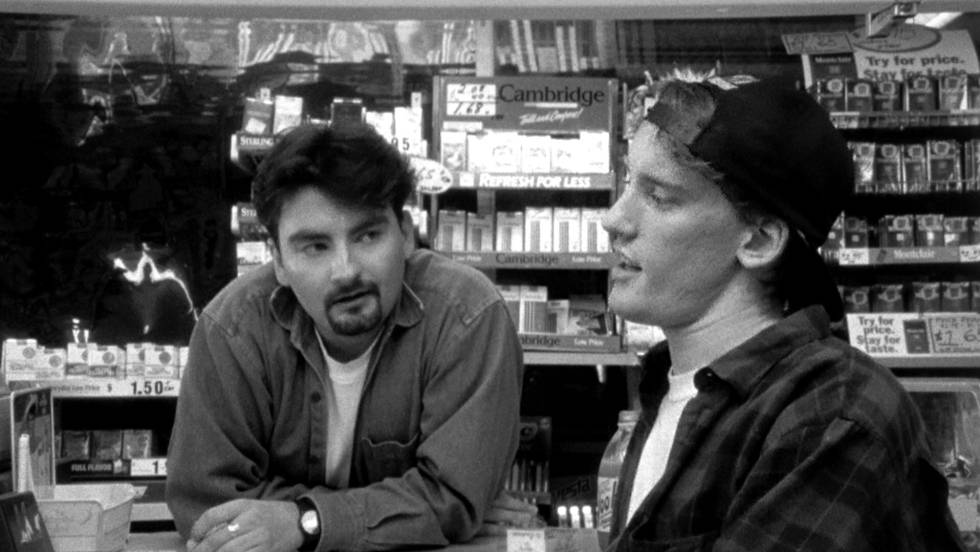 Resultado de imagen para clerks 1994