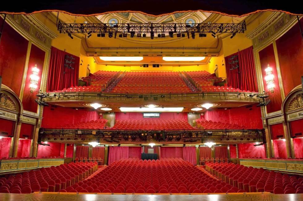 La Sgae Vende Los Teatros Lope De Vega Y Coliseum De La Gran Via De