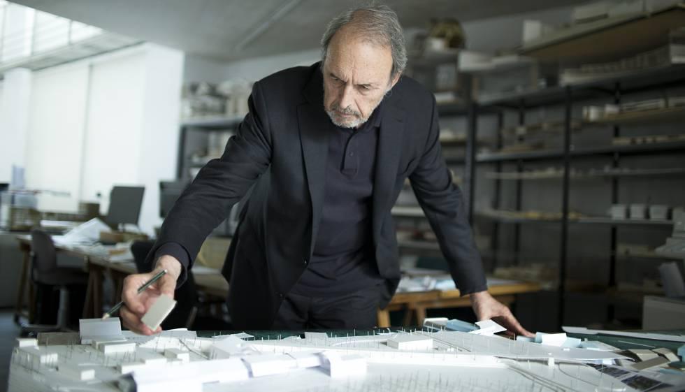 """El arquitecto del paseo de Vigo: """"Se me parte el corazón al ver el absoluto estado de abandono"""""""