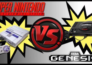 ?La lucha de Sega y Nintendo fue la de David contra Goliat?