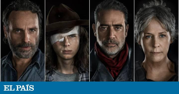 The Walking Dead 8: ¿Qué personaje de \'The Walking Dead\' quieres que ...