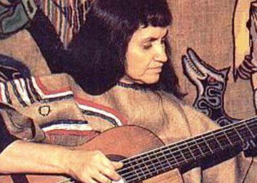Un retrato sin prejuicios de Violeta Parra
