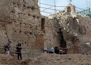 Descubierta una muralla íbera en el Albaicín de Granada
