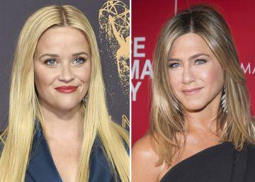Apple compra la serie protagonizada por Jennifer Aniston y Reese Witherspoon